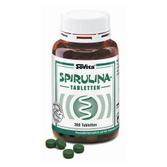 SOVITA Spirulina Tabletten 360 Stück