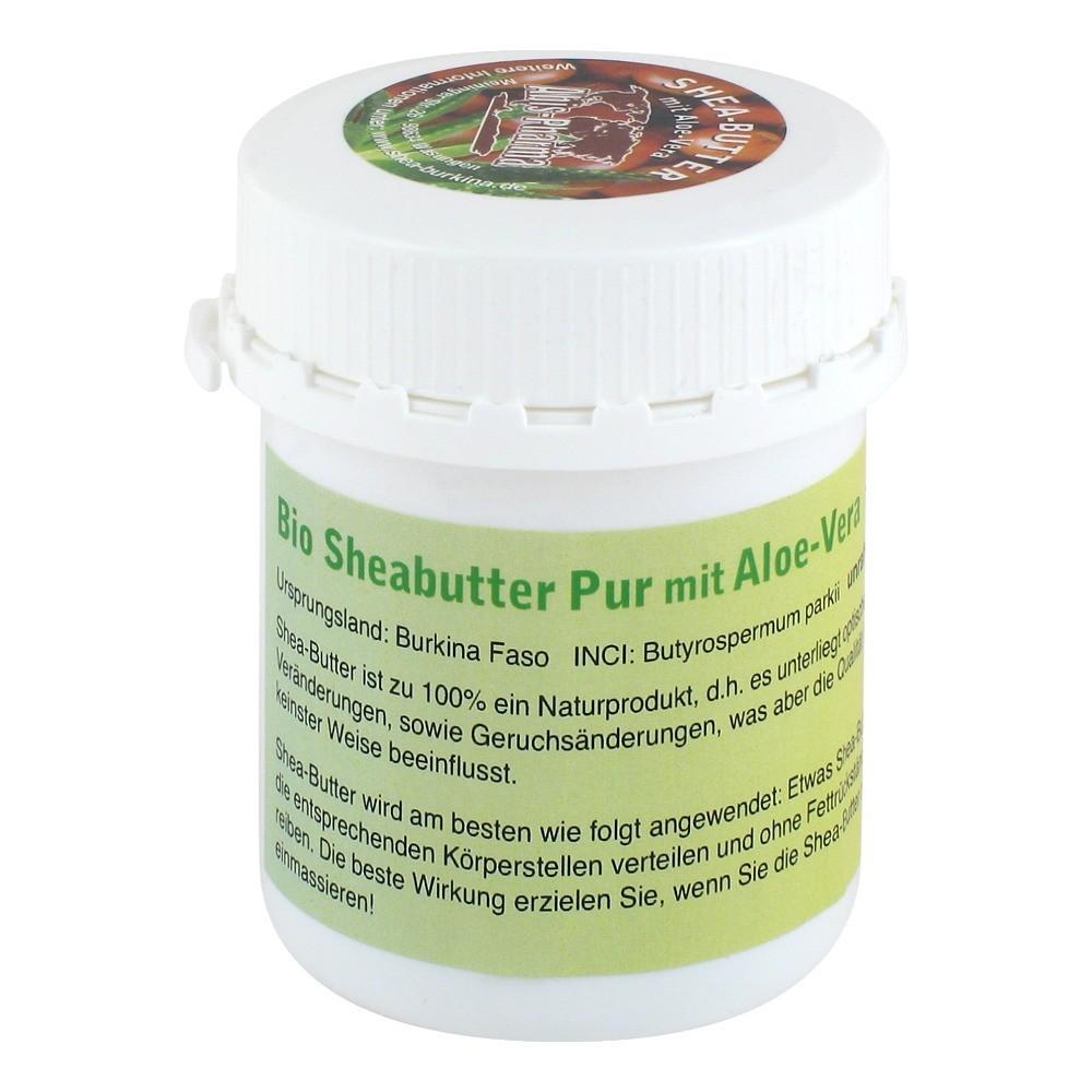 sheabutter bio pur aloe vera unraffiniert 100 gramm online. Black Bedroom Furniture Sets. Home Design Ideas