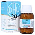 BIOCHEMIE DHU 20 Kalium alum.sulfur.D 6 Tabletten 420 Stück N3