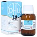 BIOCHEMIE DHU 18 Calcium sulfuratum D 6 Tabletten 420 Stück N3