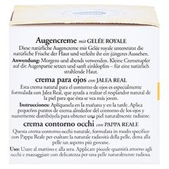 BURT'S BEES Radiance Eye Cream 14 Gramm - Linke Seite