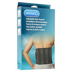 ALVITA Rückenbandage Gr.3 1 Stück