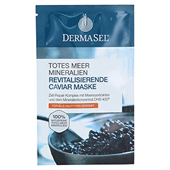 DERMASEL Maske Caviar EXKLUSIV 12 Milliliter