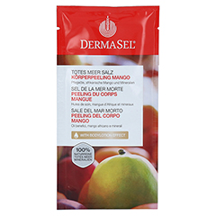 DERMASEL Peeling Körper Mango SPA 38 Milliliter
