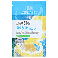 DERMASEL Maske Peel Off SPA 12 Milliliter