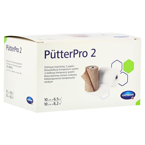 PÜTTERPRO 2 2-Komponenten-Kompressionssystem 10 cm 2 Stück