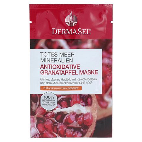 DERMASEL Maske Granatapfel SPA 12 Milliliter