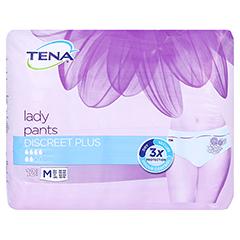 TENA LADY Pants Discreet plus M 12 Stück - Vorderseite