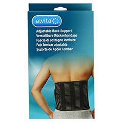 ALVITA Rückenbandage Gr.3 1 Stück - Vorderseite