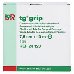 TG GRIP Stütz Schlauchverband D 7,5 cmx10 m 1 Stück - Vorderseite