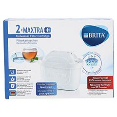 BRITA Maxtra+ Filterkartusche Pack 2 2 Stück - Vorderseite