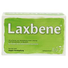 Laxbene 10g 50x10 Gramm N3 - Vorderseite