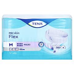 TENA FLEX maxi M 22 Stück - Vorderseite