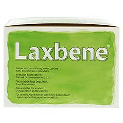 Laxbene 10g 50x10 Gramm N3 - Linke Seite