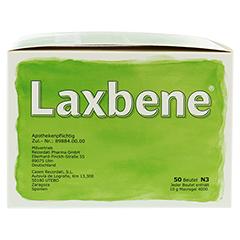 Laxbene 10g 50x10 Gramm N3 - Rechte Seite