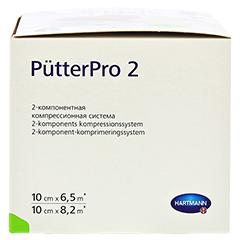 PÜTTERPRO 2 2-Komponenten-Kompressionssystem 10 cm 2 Stück - Rechte Seite