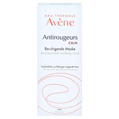Avène Antirougeurs Calm Beruhigende Maske + gratis Avène Antirougeurs Unify Getönte Gesichtspflege SPF 30 15 ml 50 Milliliter - Vorderseite