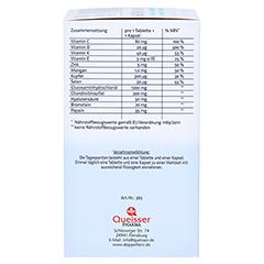 Doppelherz system Gelenk 1200 Glucosamin + Chondroitin + Hyaluronsäure + Enzyme 60 Stück - Linke Seite