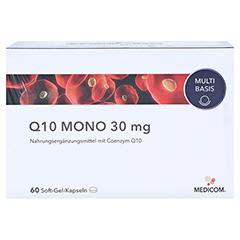 Q10 MONO 30 mg Weichkapseln 4x60 Stück - Vorderseite