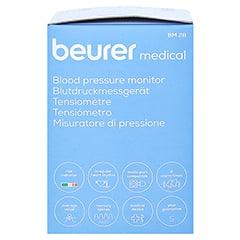 BEURER BM28 HSD Oberarm-Blutdruckmessgerät 1 Stück - Rechte Seite