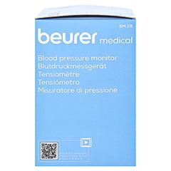 BEURER BM28 HSD Oberarm-Blutdruckmessgerät 1 Stück - Linke Seite
