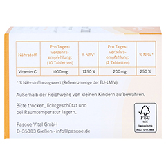 VITAPAS C 100 Tabletten 100 Stück - Linke Seite