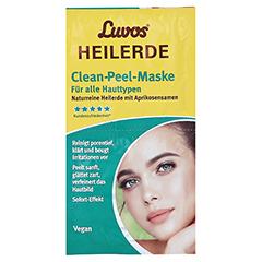 LUVOS Heilerde Clean-Peel-Maske 2x7.5 Milliliter