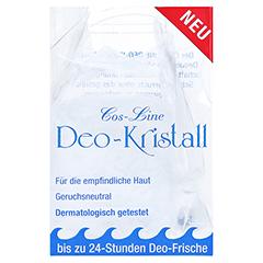 DEO MINERAL Kristall 1 Stück - Vorderseite