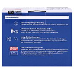 APONORM Blutdr.Messger.Mobil Basis Handgelenk 1 Stück - Rückseite