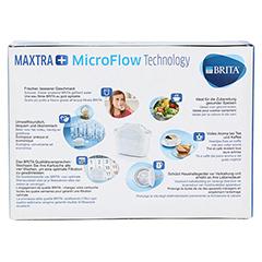 BRITA Maxtra+ Filterkartusche Pack 2 2 Stück - Rückseite