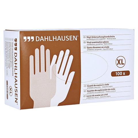 VINYL Handschuhe ungepudert Gr.XL 100 Stück