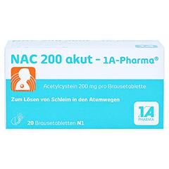 NAC 200 akut-1A Pharma 20 Stück N1 - Vorderseite