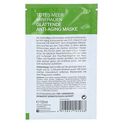 Dermasel Anti-Aging-Maske Exklusiv 12 Milliliter - Rückseite