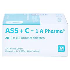ASS+C-1A Pharma 20 Stück - Rechte Seite