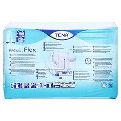 TENA FLEX maxi M 22 Stück - Rückseite
