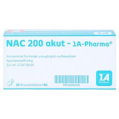NAC 200 akut-1A Pharma 20 Stück N1 - Unterseite
