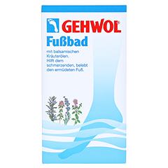 GEHWOL Fußbad 400 Gramm - Vorderseite