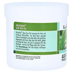 Aloe Vera GEL 96% Kräuterhof 250 Milliliter - Rechte Seite