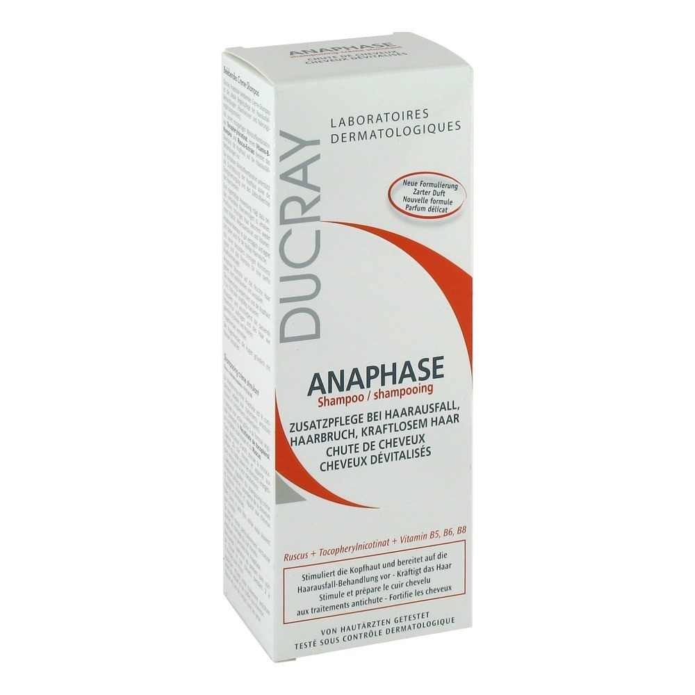 ducray anaphase creme shampoo b haarausf haarbruch 200. Black Bedroom Furniture Sets. Home Design Ideas