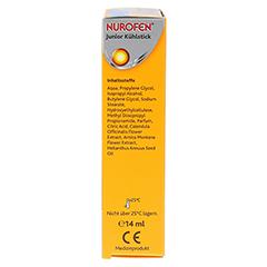 NUROFEN Junior Kühlstick 14 Milliliter - Rechte Seite