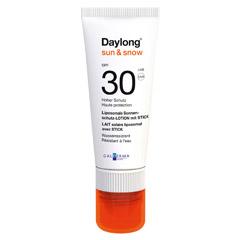 DAYLONG Sun & Snow Kombi SPF 30 Creme+Stick 1 Stück