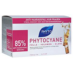 PHYTOCYANE Anti-Haarausfall Kur Ampullen 12x7.5 Milliliter