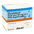 Oculotect fluid sine 50mg/ml PVD 0,4ml Augentropfen 60x0.4 Milliliter N2