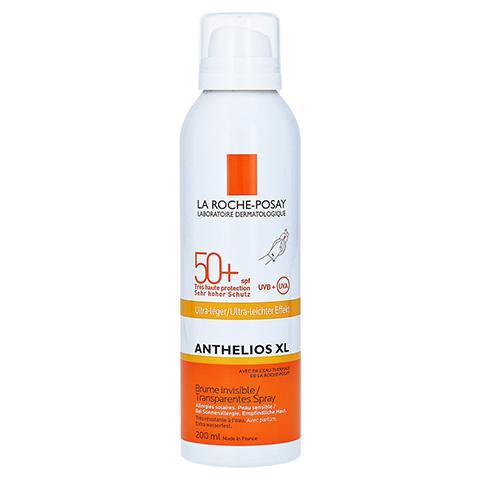 La Roche-Posay Anthelios Transparentes Spray XL LSF 50+ Körper Sonnenspray 200 Milliliter