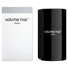 VOLUME HAIR FIBERS mittelbraun Pulver 12 Gramm
