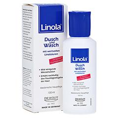 LINOLA Dusch und Wasch 100 Milliliter