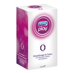 durex play O Stimulationsgel für Frauen 15 Milliliter