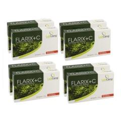 FLARIX+C Lärchenextrakt Taxifolin Kapseln 8x40 Stück