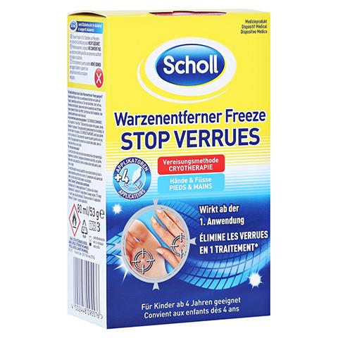 SCHOLL Warzenentferner Freeze 80 Milliliter