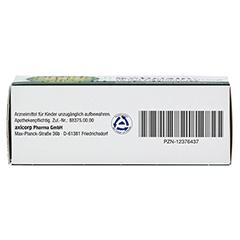 Cetirizindihydrochlorid axicorp 10mg 50 Stück N2 - Unterseite
